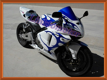 Motorcycle CBR600RR fairing 2003 2004 03 04 F5 Injection Mold + free windscreen