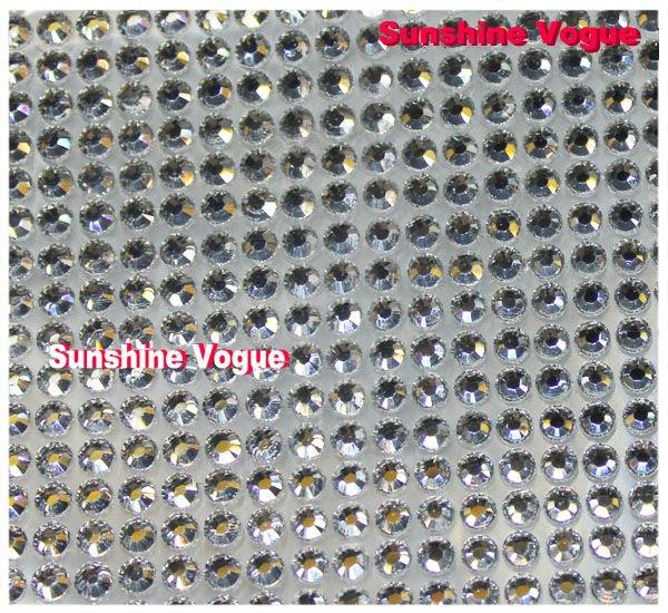 Здесь можно купить  Super shine! Rhinstone sticker sheet, 1.5mm clear resin crystal,  2pcs/lot, decoration for mobile/Auto/craft. CPAM free shipping  Дом и Сад