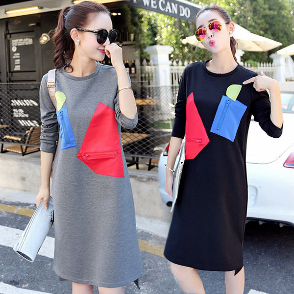 Maternity clothes Pregnancy clothes Long maternity dresses Pregnant dress Pregnant clothes Clothes for pregnant women clothing(China (Mainland))