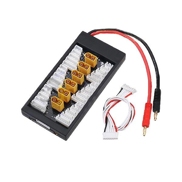 XT60 Plug Parallel Charging Board Para Board for IMAX B6 Charger(China (Mainland))