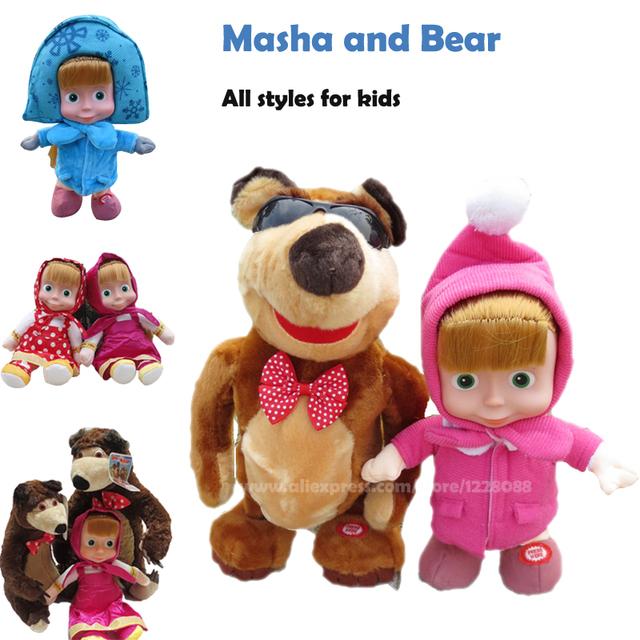 Masha And The Bear Toys uk Masha And The Bear Toy