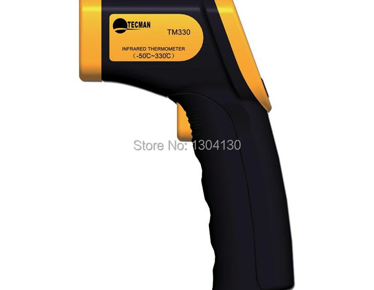 TM330 infrared temperature tester(China (Mainland))