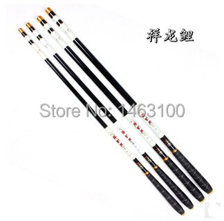 3.6m,4..5m,5.4m,6.3m Fishing Pole Ultra Light And Hard Carbon Telescoping Pole Fishing Rod And The Stream Rod(China (Mainland))