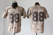 Stitiched,Dallas Cowboys,Drift Fashion II Elite,Tony Romo,Emmitt Smith,Sean Lee,Jason Witten,Dez Bryant,camouflage(China (Mainland))