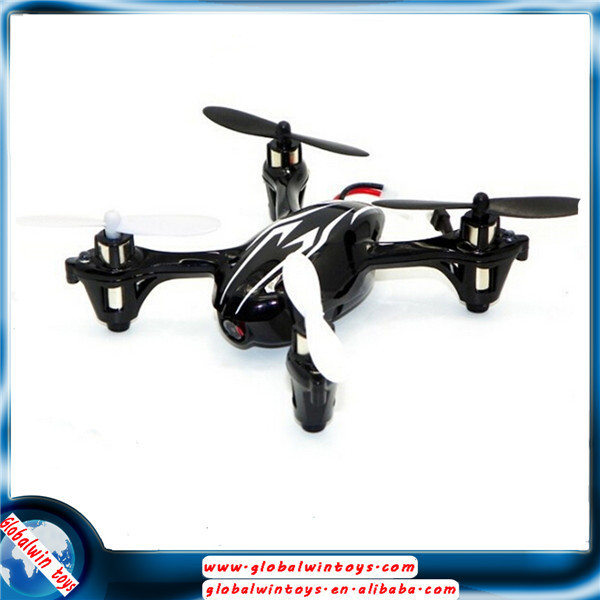 FY310B X6 2.4Ghz 4CH 6-Axis Quadcopter with Gyro & LCD Controller RTF Drone Remote Control Helicopter with Camera
