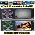 2015 New 4 1 inch HD TFT screen car radio 12V audio player mp5 car stereo
