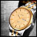 BOSCK 8321J men s fashion watches luxury watch brand business double calendar quartz watch waterproof casual