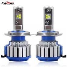 Buy Carsun H4 H7 H13 H11 H1 9005 9006 H3 9004 9007 9012 COB LED Headlight 70W 8000LM Car LED Headlights Bulb Fog Light 6000K 12V for $30.02 in AliExpress store
