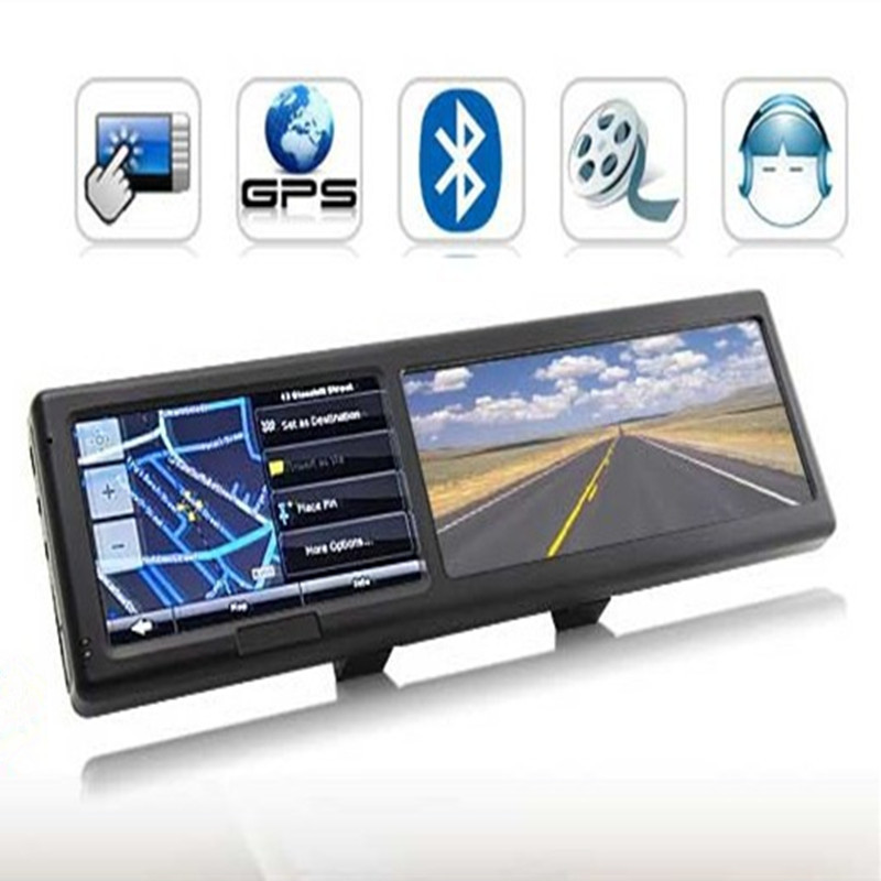 4.3 inch Gps Navigation 800x272 Car Vehicle GPS Navigator Car GPS Upgrade With FM Radio Functionality Gps For All Car models(China (Mainland))