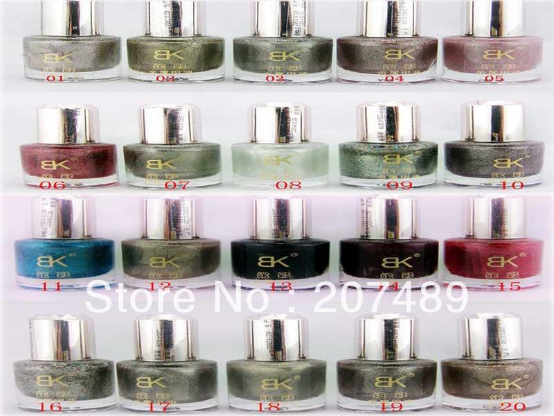 wholesale retail 20 Colors 10ML metal shiny charm Neon Nail Art Polish Nail gel Varnish art decorations care beauty make up<br><br>Aliexpress