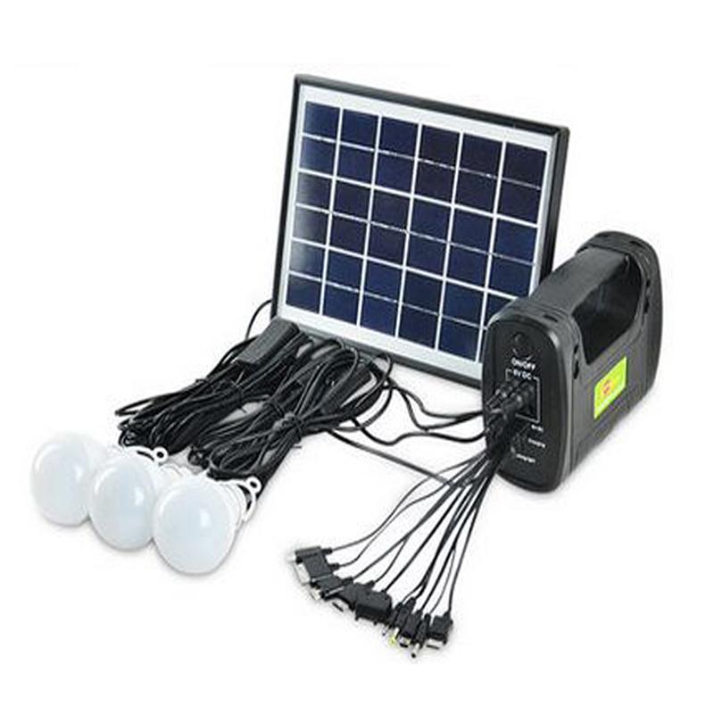 Portable Solar Generator 5W Solar Panel Camping 3 X Garden Light 8LED Bulbs Lighting System+Power Bank,Hiking,Camping Led Lamp<br><br>Aliexpress