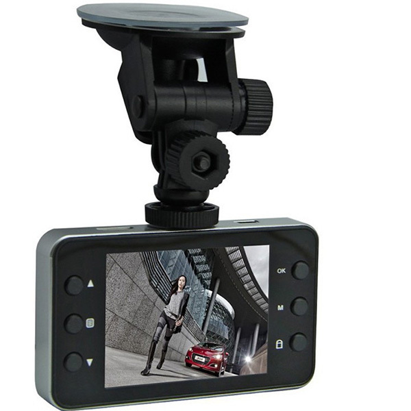 Original K6000 Full HD 1920*1080P TFT Screen with G-sensor Car Camera Novatek Chipset Car Video Recorder Registrator Car DVR(China (Mainland))