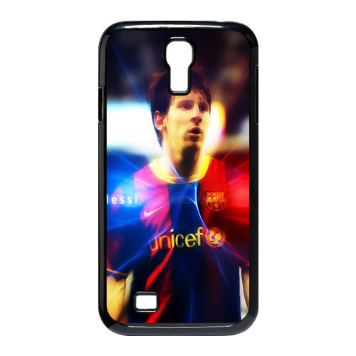 Lionel Messi Barcelona FC 10 Cool SamSung Galaxy S4 I9500 Durable Hard Plastic Case Cover Personalized Top DIYWholesale(China (Mainland))