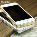 Kasatin Hot Sale for iPhone 5s Case Aluminium Metal Bumper Frame for iPhone 5 S Ultra