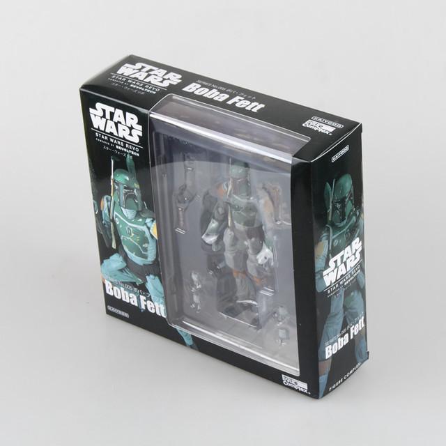 Star Wars REVO 005 Boba Fett PVC Action Figure 16cm