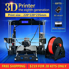 Big size Prusa i3 3D Printer DIY kit