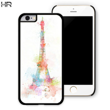 New Fashion Paris Eiffel Tower Phone Cases Cell Mobile Phone Cover Case For iPhone 5S 6 6plus Samsung galaxy S3 S4 S5 Mini S6 S7