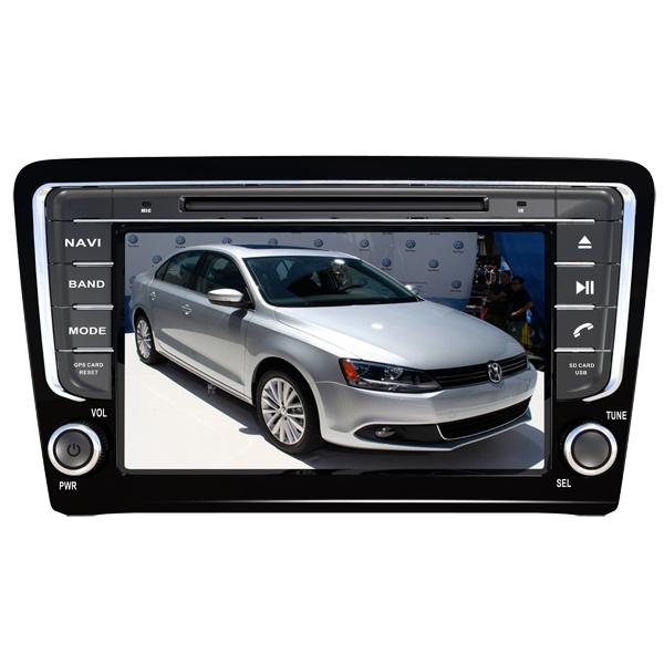 Wholesales price CS-V026 CAR DVD PLAYER WITH GPS FOR VW SANTANA 2013-(China (Mainland))