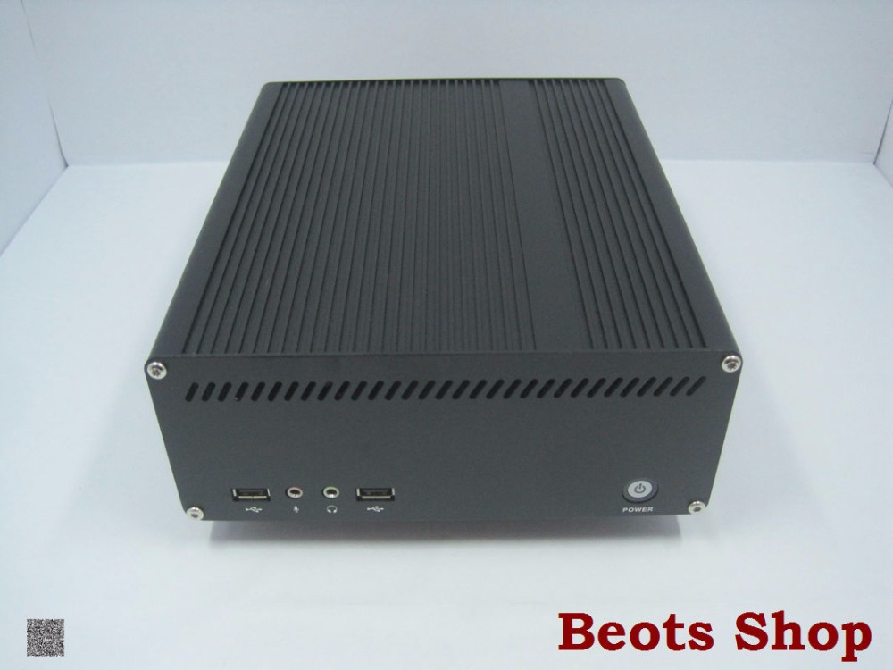 Mini PC Desktop aluminum car computer case(China (Mainland))