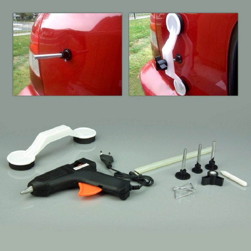 Car styling covers car body Damage Repair Removal Tool Glue Gun DIY Paint Care Car Repair Tools Kit fix it pop a dent G40(China (Mainland))