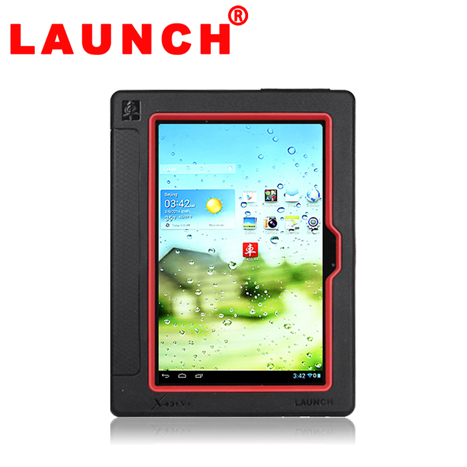 2015 New Advanced Launch X431 V+ (X431 Pro+) Wifi/Bluetooth Tablet Full System Diagnostic Tool X-431 V Plus Free Online Update(China (Mainland))