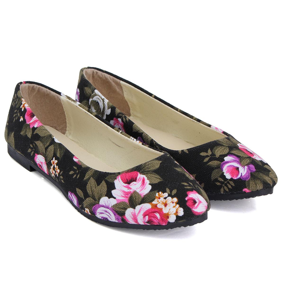 Женская обувь на плоской подошве 35/41 811