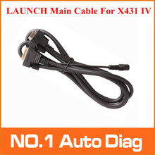 Buy 2015 High 100% Original Launch X431 IV Main Test Cable,X431 main cable X431 IV Free for $19.00 in AliExpress store
