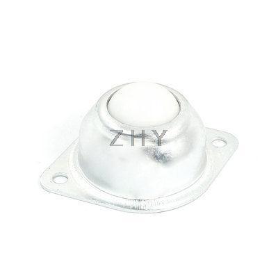 Office Chair Rotatable White Wheel Eye Shape Ball Transfer Unit Bearing(China (Mainland))