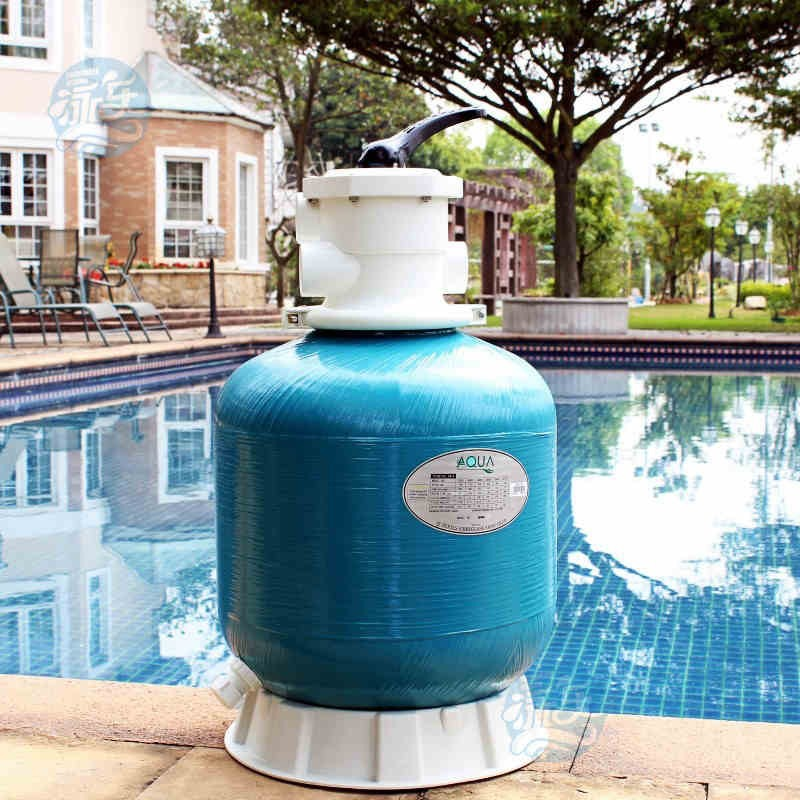 "GH-T25 25"" 650mm diameter Swimming pool sand filter fiberglass sand filter material top-mounted sand filter(China (Mainland))"
