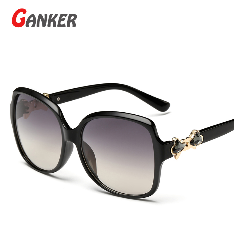 2016 New Women Sunglasses Pilot Glass Alloy Heart Decorated Leg High Quality Anti-Reflective UV400 Sun Glasses Fashion Eyewear(China (Mainland))