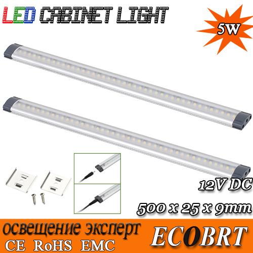 2015 sale lamp [presale] 2pcs/lot 500mm long 12v led tube linear cabinet strip lights 72pcs smd3528 for kitchen under bar(China (Mainland))