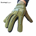 Classic Tactical Military Gloves Gym Sport Mittens Men Winter Latex Army Glove Tatica Hunting Guante Black
