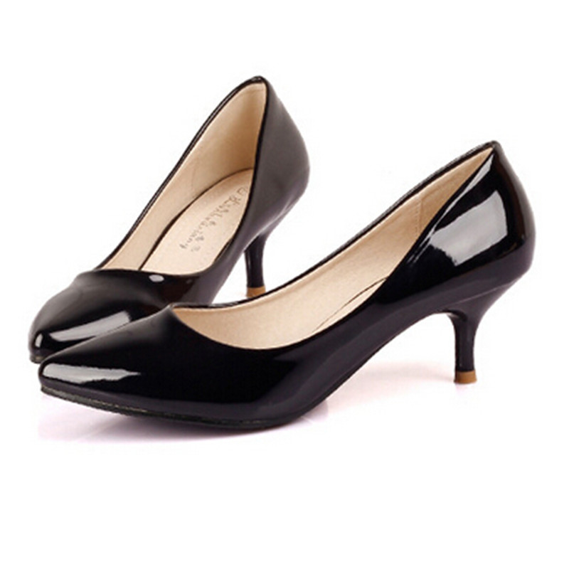 Perfect Shipping 2015 New Fashion High Heels Shoes Women Pumps Women Shoes