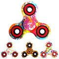 Tri spinner Antistress Fidget Hand Finger Spinner lot game Function Spinning Toy Stress Wheel Any steering