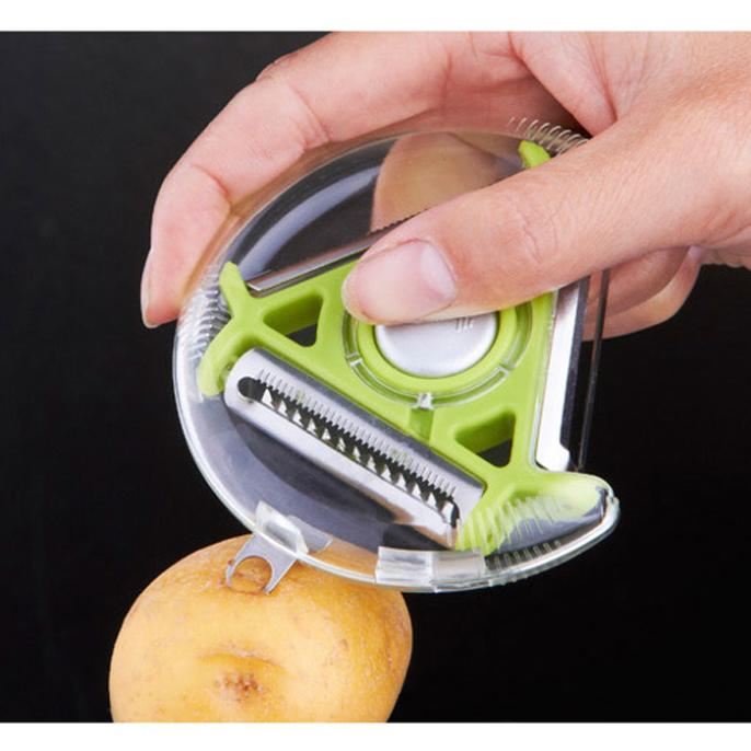 3 in 1 Peeler Grater Slicer Cooking Tools Vegetable Potato Cutter 2014 New Kitchen Utensils Gadgets Novelty Household(China (Mainland))