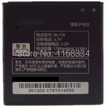 Lenovo 1760 мАч BL179 аккумулятор для Lenovo Lephone S680 S686 S760 S850E аккумулятор