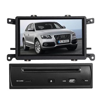 6.2 inch indash car DVD Player For Audi Q5/A4L/A5