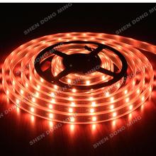 Black PCB pixel Led Strip Flexible led ribbon 5M Waterproof Ip67 digital LED Color Changing RGB 5050 32led/M 32IC/M Ws2801 - XiaoYa Lighting store