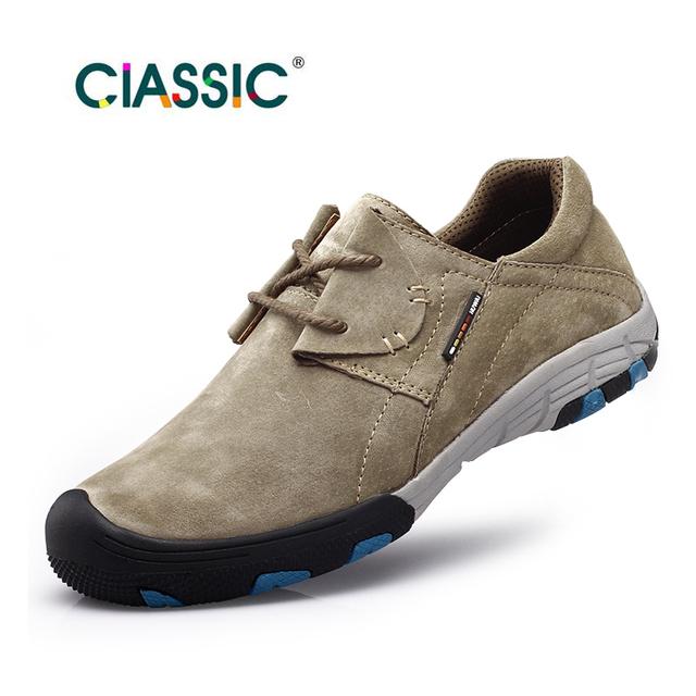 Мужчины квартиры новые прибытию мужчины открытый обувь для ходьбы супер-дышащие обувь ...