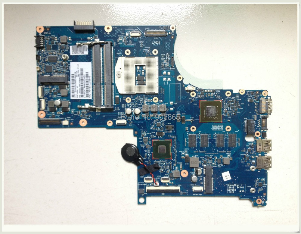 On sale 720266-501 HOT! For Envy Quad 17 17-J Motherboard 6050A2563801-MB-A02 Mainboard 100%tested&fully work(China (Mainland))