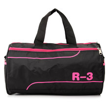 New Men Womens Nylon Sports Gym Bags Waterproof Outdoor Travel Handbag Tote Shoulder Bag Large Capacity Portable Bolsa Unisex(China (Mainland))