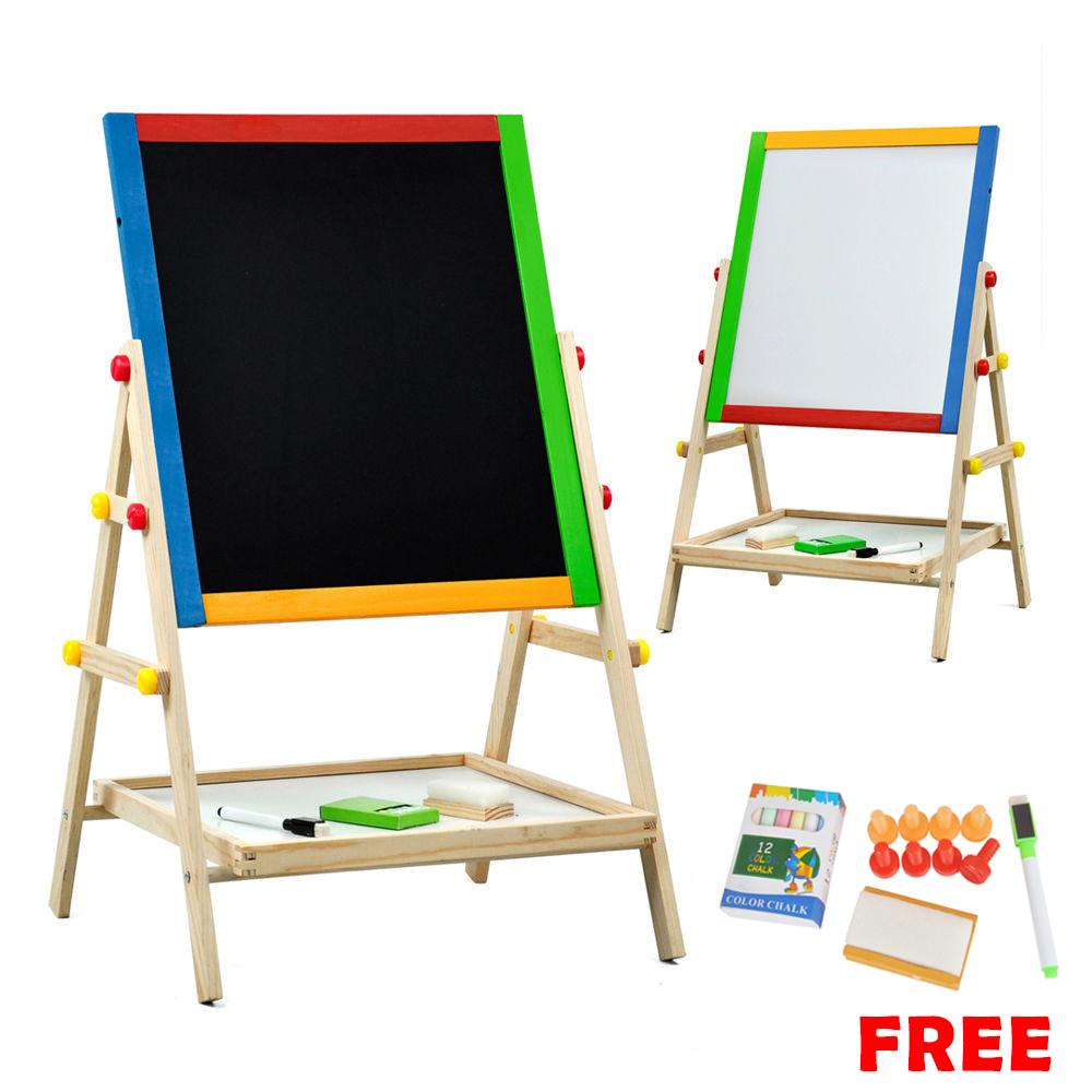Achetez en gros chevalet tableau blanc en ligne des for Tableau noir pour enfant