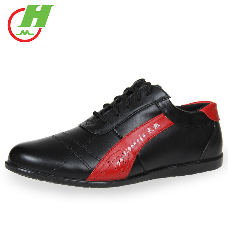Red counter Taiji Kungfu shoes shoes and soft leather shoes and leather shoes Kung Fu martial arts<br><br>Aliexpress