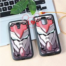 MOBILE SUIT GUNDAM fashion cover case for samsung galaxy S3 S4 S5 S6 S7 NOTE 2 NOTE 3 NOTE 4 #A8752