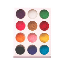 12 Mix Colors Acrylic Powder Nail Art Dust Powder Decoration for Nail Powder Hot Selling(China (Mainland))