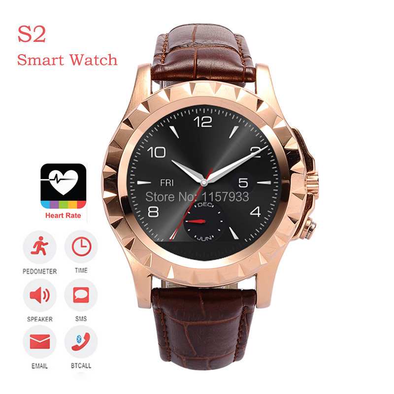 New HOT Original NO.1 SUN s2 Smartwatch digital sport Smart Watch with 1.3MP camera wristwatch for Samsung xiaomi smartphone(China (Mainland))