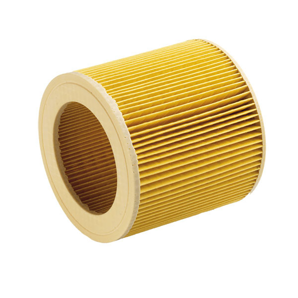 fine filter to karcher vacuum cleaner KARCHER A / WD series accessories cartridge filter cartridge containing a lock(China (Mainland))