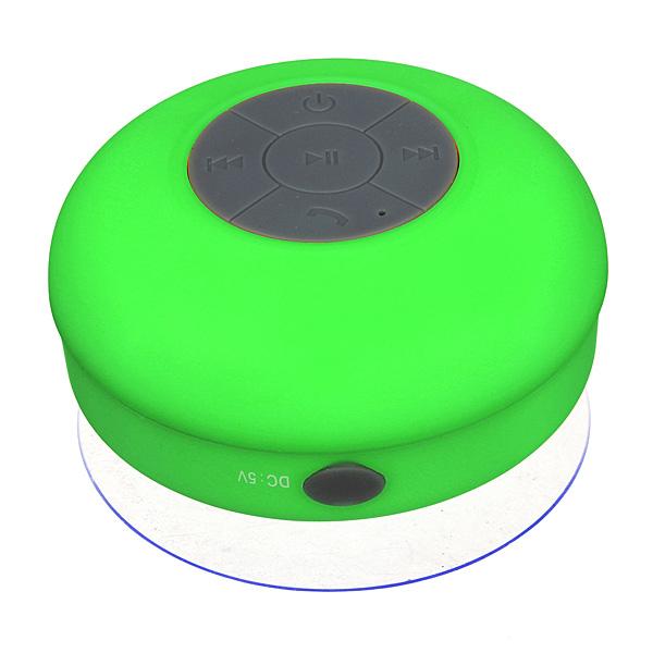 Potable Bluetooth shower speaker
