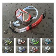 H665 Trasporto libero Maschere Subacquee popolare scafandro gel di silice occhiali compressione essentials asciutta per tutto il tubo di respirazione per lo snorkeling(China (Mainland))