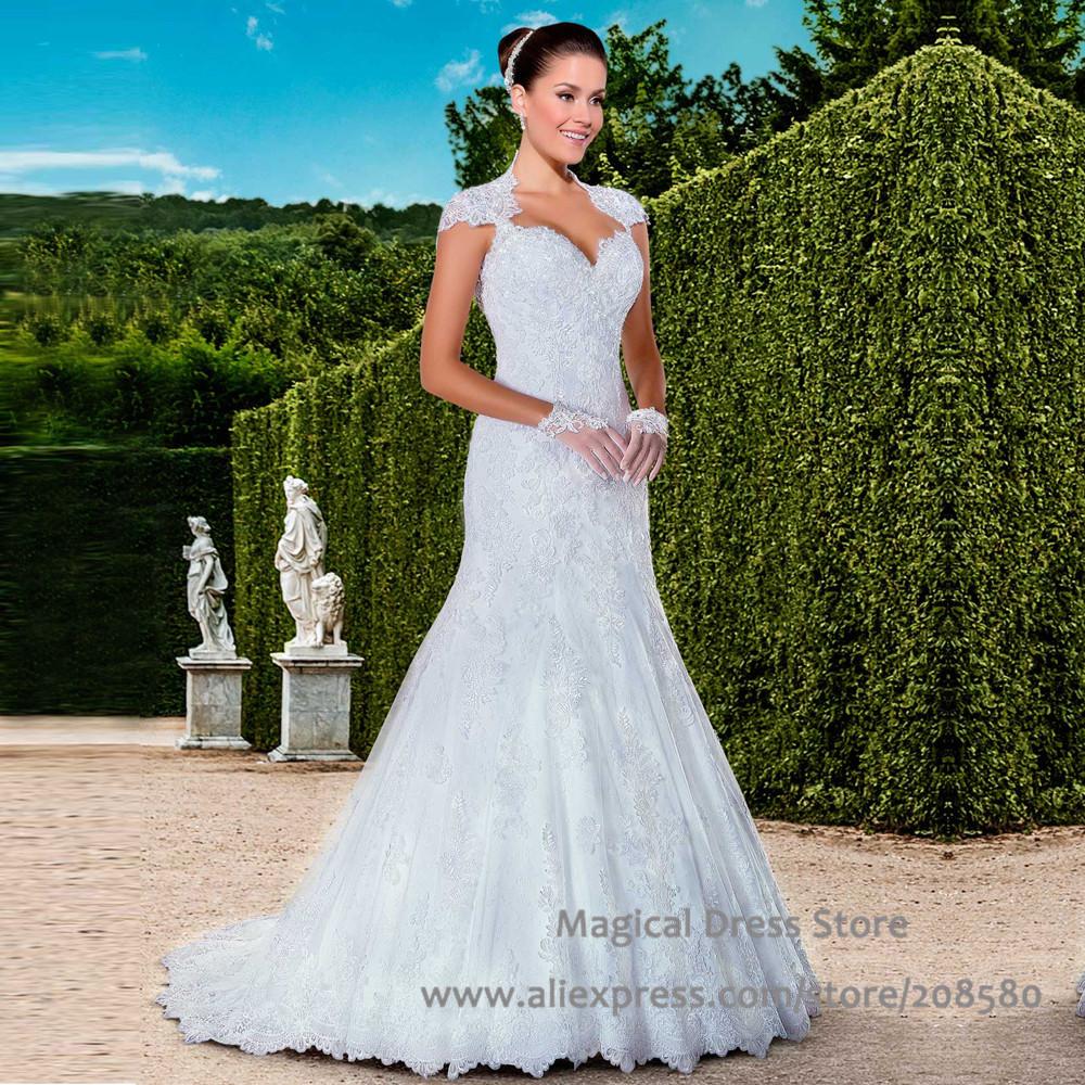 Online Get Cheap Bling Mermaid Wedding Gown -Aliexpress.com ...